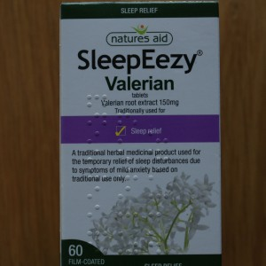 Natures Aid Valerian Sleepeezy 60 film-coated tablets