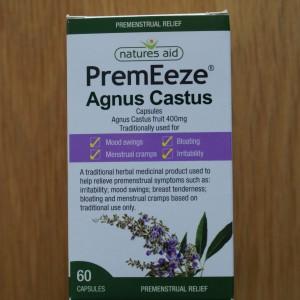 Natures Aid Agnus Castus 60 capsules