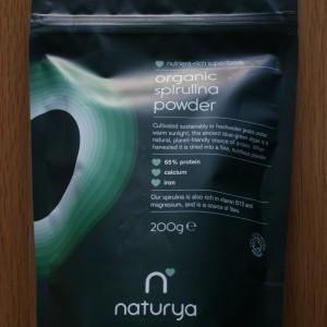 Naturya Spirulina powder 200g