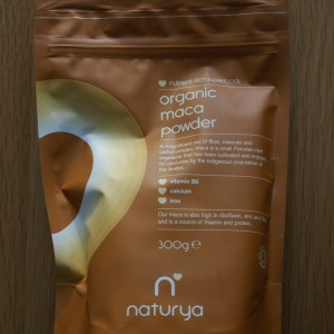 Naturya Maca powder 300g