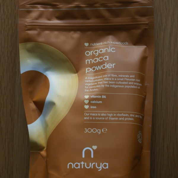 Naturya Maca powder 300g 1