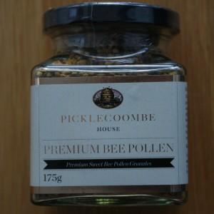 Picklecoombe House Premium Bee Pollen 175g