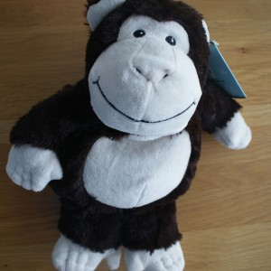 Cozy Plush Heatable Monkey