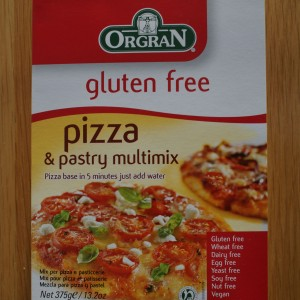 Orgran Gluten Free Pizza and Pastry Multimix 375g