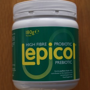 Lepicol prebiotic powder 180g