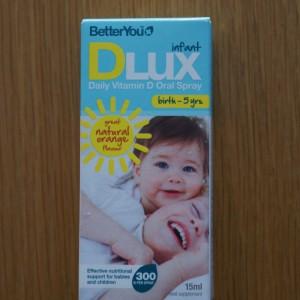 Better You Dlux 300 Oral Vit D3 Spray 15ml 6 months-5yrs