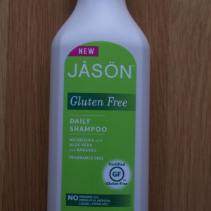 Jason Gluten Free Daily Shampoo 473ml