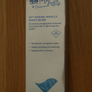 Dead Sea Spa Magik 24hr Marine Miracle Moisturiser