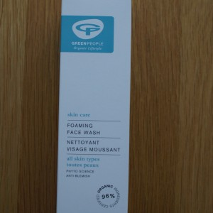 Green People Foaming Facewash 100ml