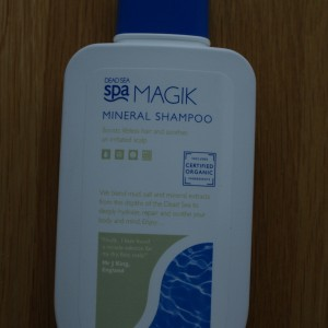 Dead Sea Spa Magik Mineral Shampoo 320ml
