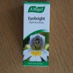 A Vogel Eyebright Euphrasia Drops 50ml